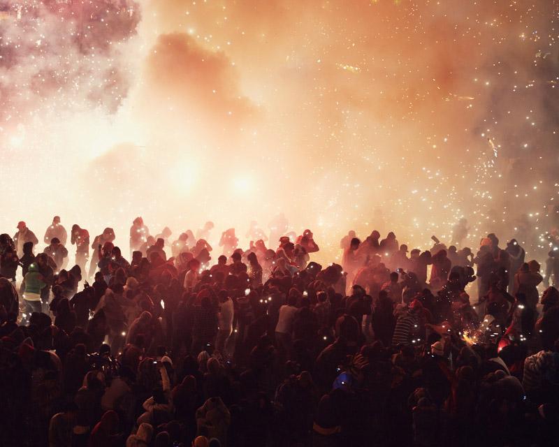 Mexico Pyrotechnic Festival