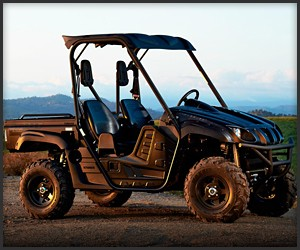Yamaha Rhino 700 Tactical Black
