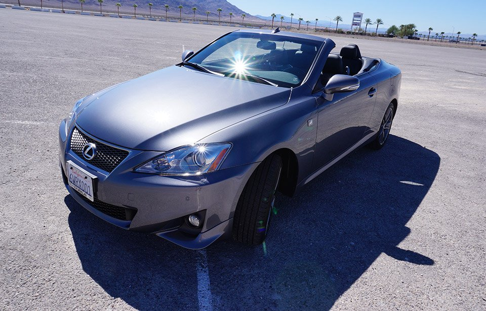 2014 Lexus IS 350 C F Sport