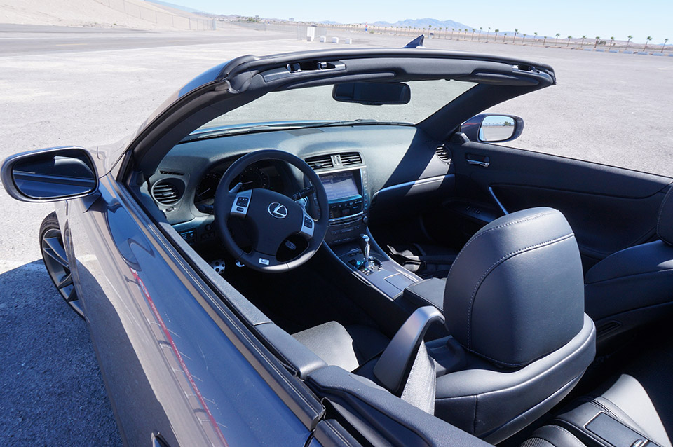 2014 Lexus IS 350 C F Sport
