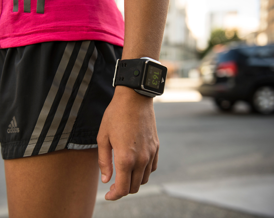 Adidas miCoach Smart Run Watch
