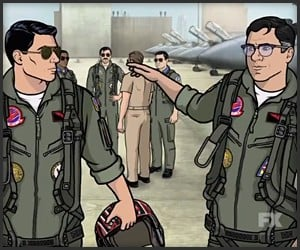 Archer: Danger Zone