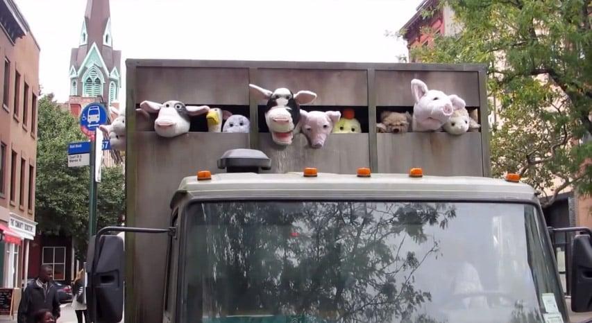 Banksy: Sirens of the Lambs