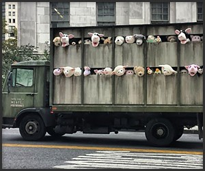 Banksy: Sirens of the Lambs