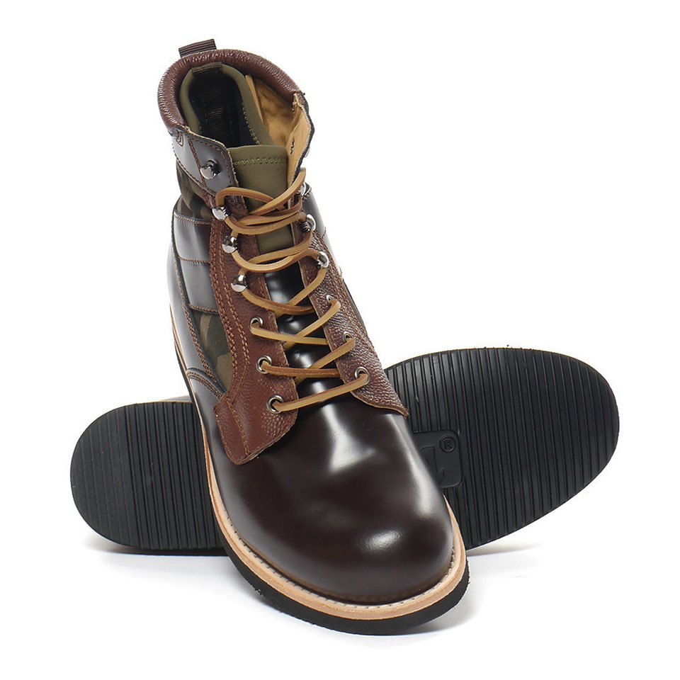 BePositive Army Boot