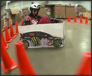 Crazy Cart Gymkhana