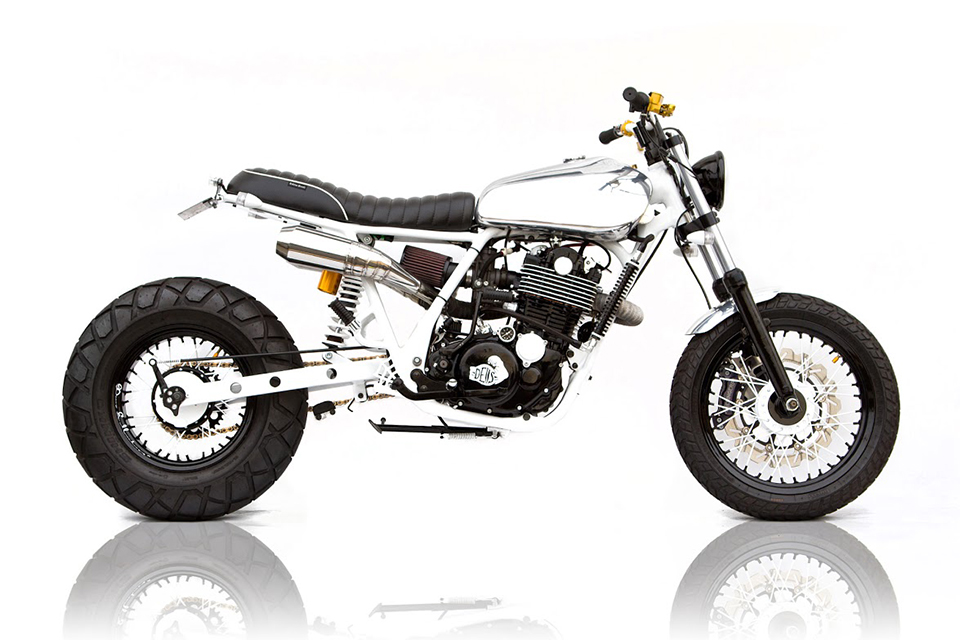 Deus Ex Machina Yamaha SR400