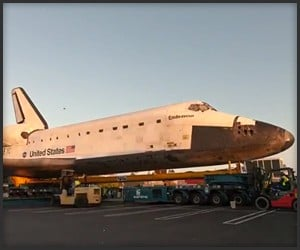 Endeavour: The Final Ride