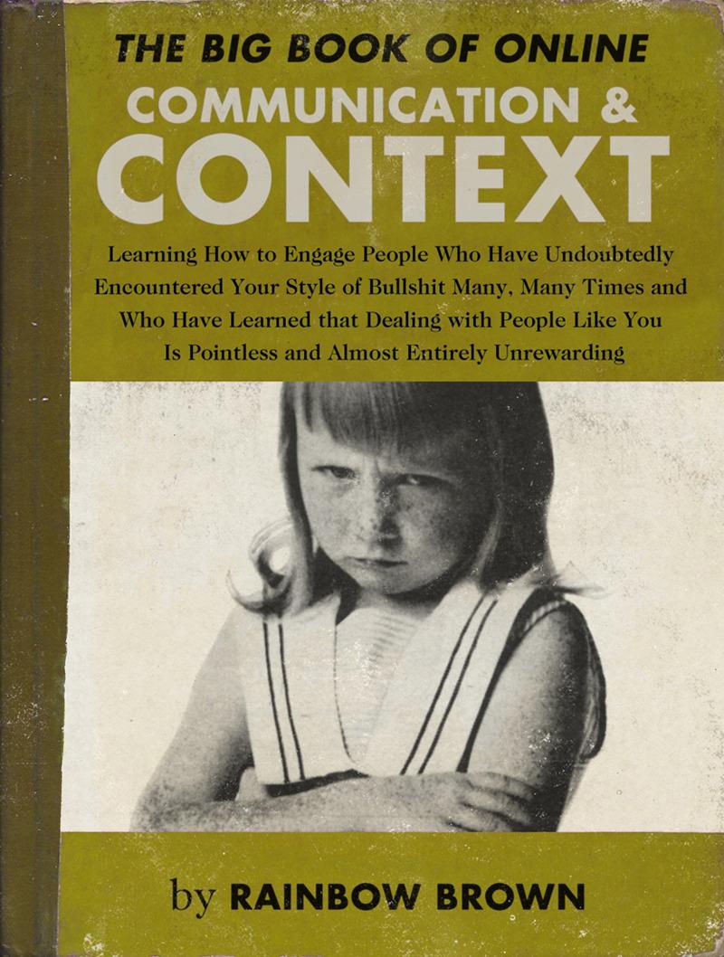 Guide Books for Online Behavior