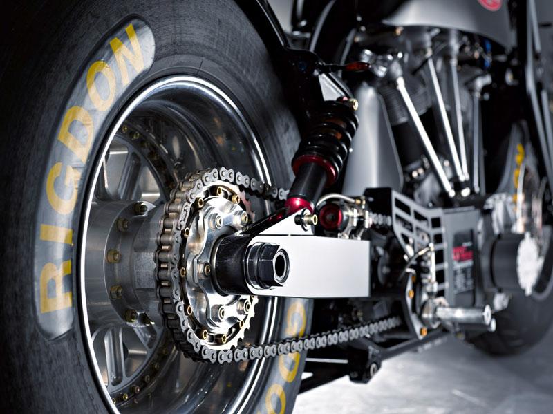 Gunbus 410 Motorcycle