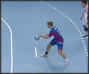 How Not to Play Handball
