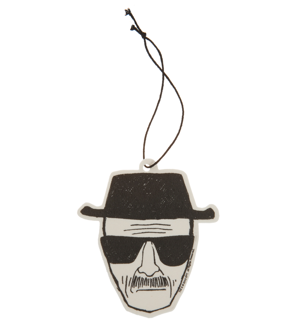 Breaking Bad Heisenberg Air Freshener