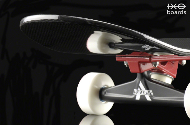IXO Carbon Fiber Skateboards