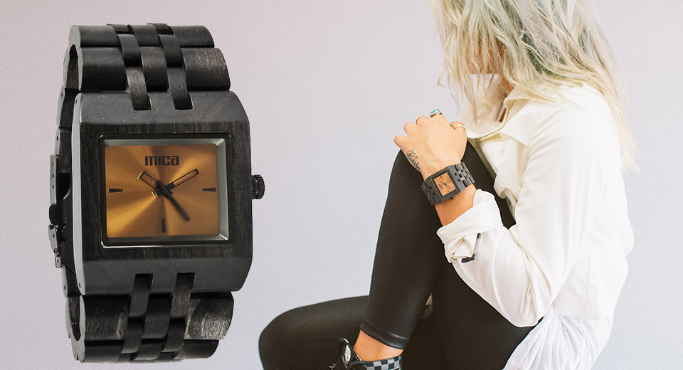 Mica Sable Watch Collection