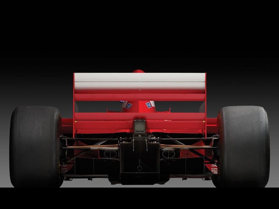 M. Schumacher's '97 Ferrari F310B