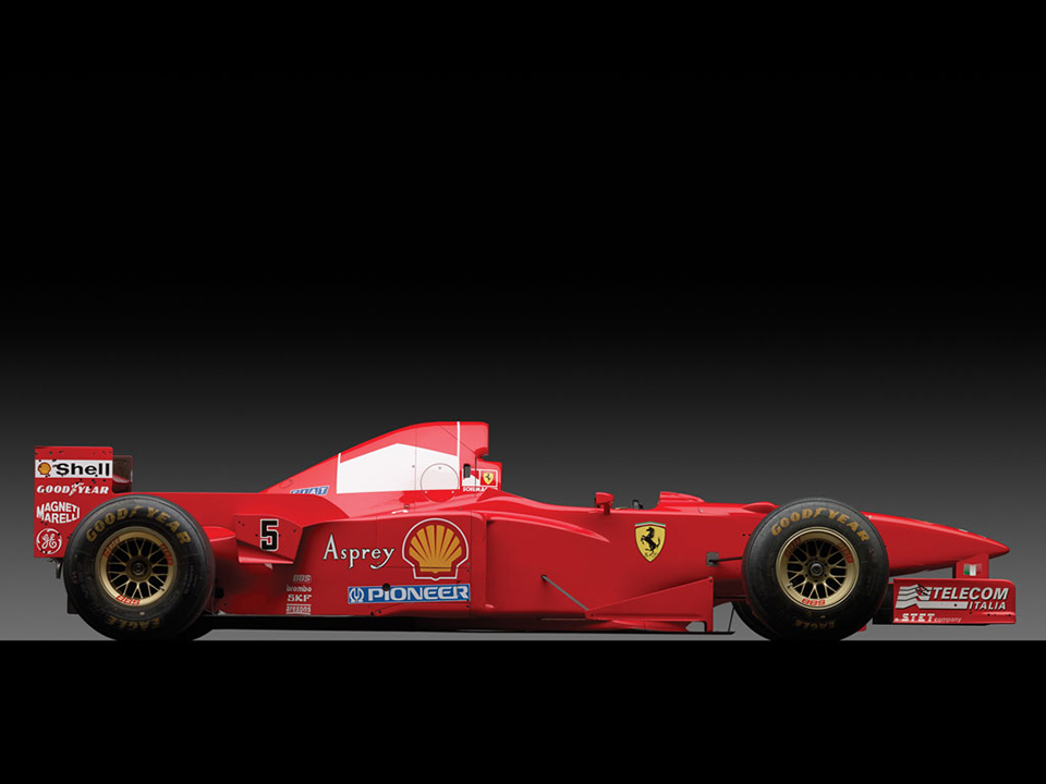 m schumacher s 97 ferrari f310b the awesomer. Black Bedroom Furniture Sets. Home Design Ideas