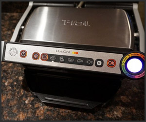 T fal optigrill - T fal optigrill indoor electric grill ...