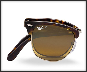 Ray-Ban Folding Clubmaster