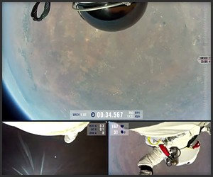 Red Bull Stratos Multi-angle Video