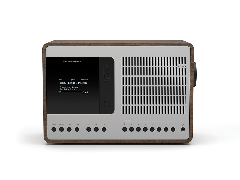 Revo SuperConnect Radio