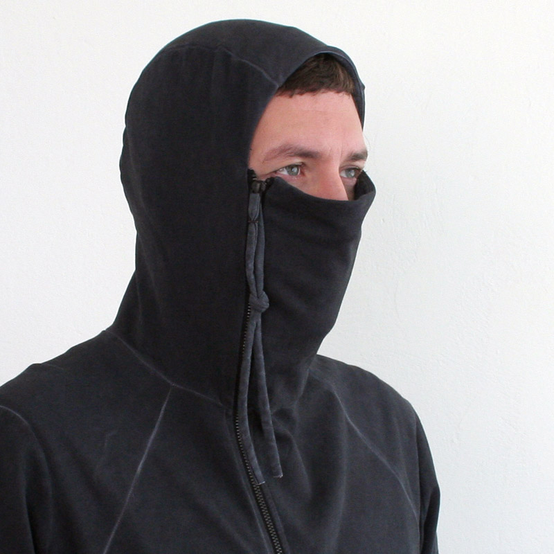 Ninja Hooded Jacket