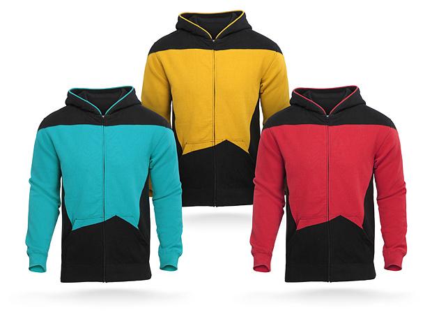 Star Trek TNG Hoodie