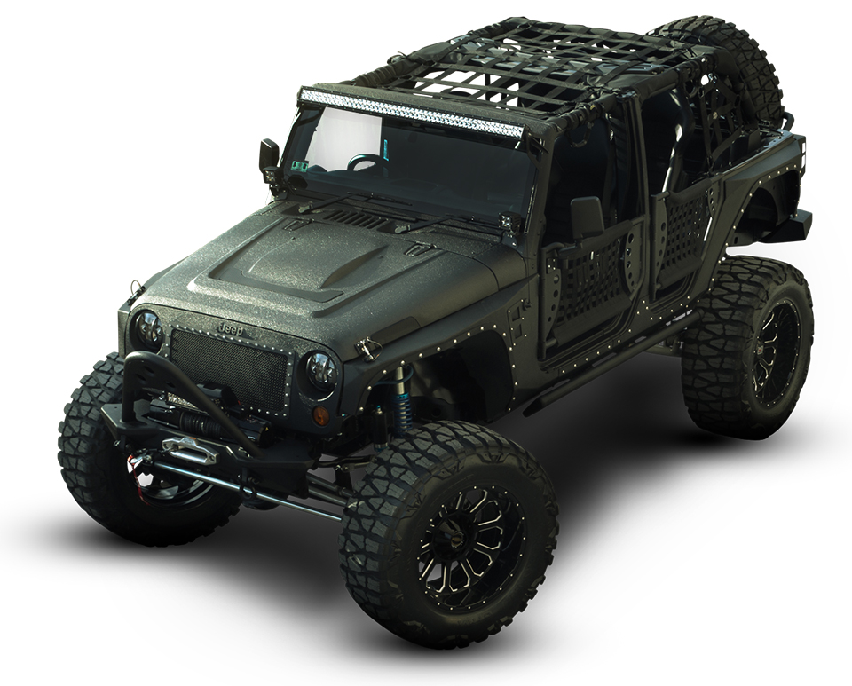 Starwood Custom Jeep Wranglers The Awesomer