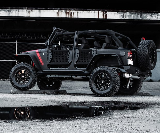 Starwood Custom Jeep Wranglers on 3 6l pentastar engine mods
