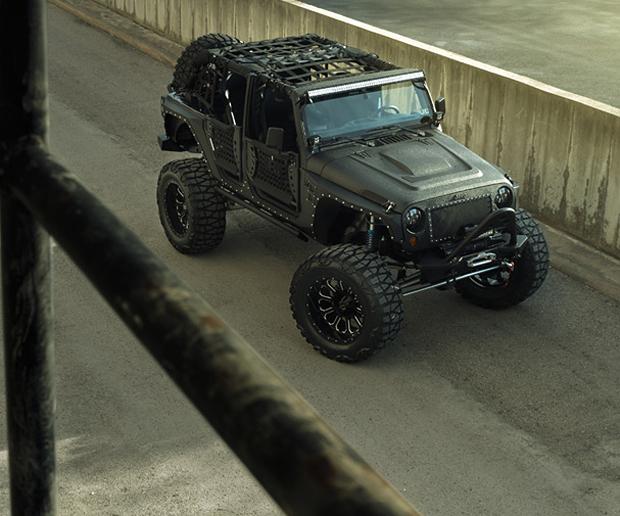 Starwood Custom Jeep Wranglers