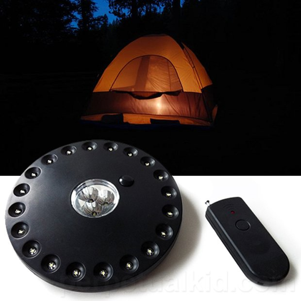 Tent Finder Lamp
