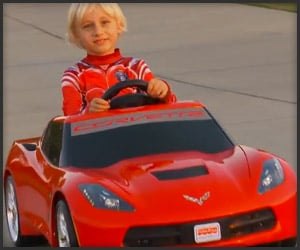 2014 Corvette Stingray Unboxing