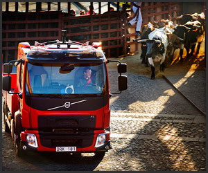 Volvo Trucks: The Chase