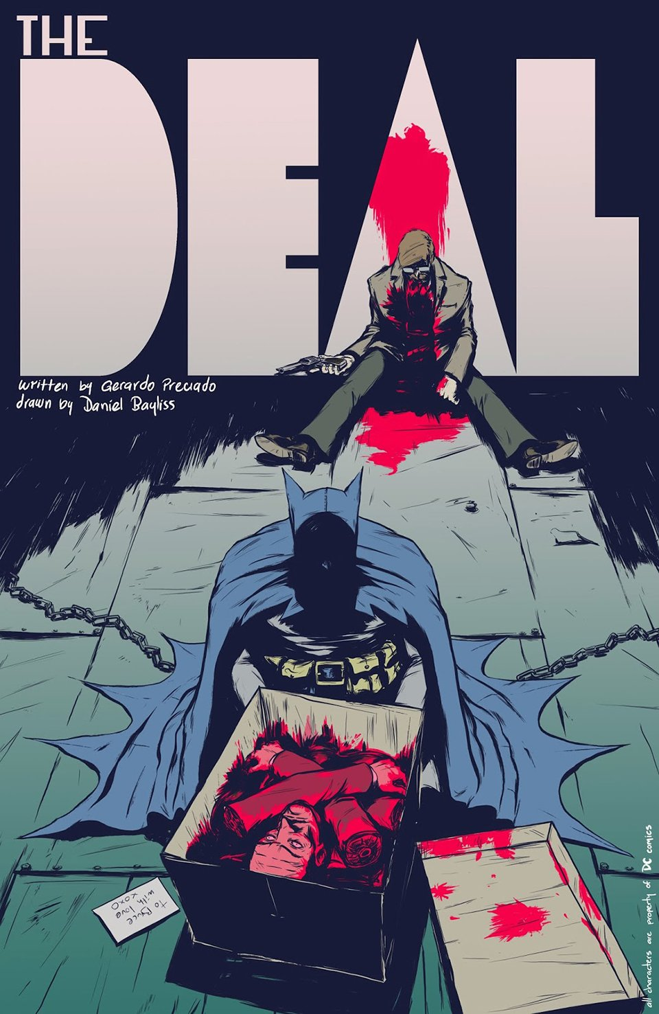 Batman: The Deal