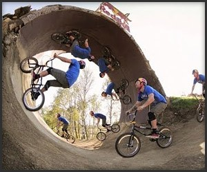 Full BMX Dirt Loop