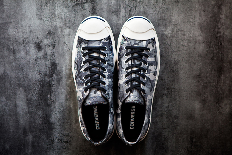 Converse Jack Purcell Camo