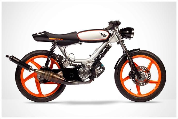 Custom '77 Honda PA50III