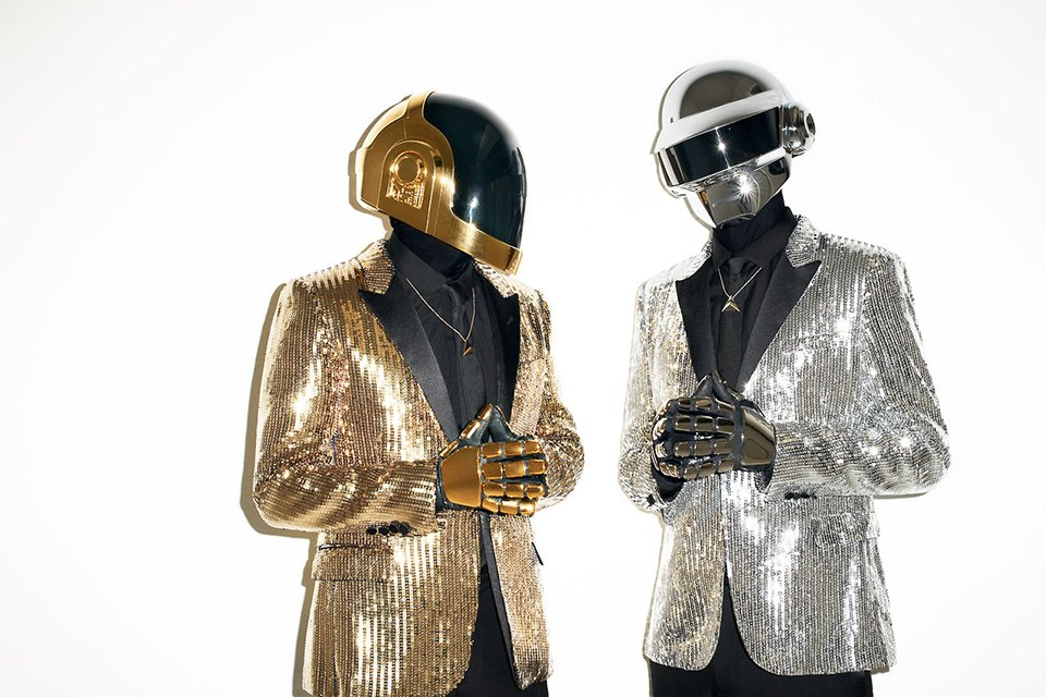 Daft Punk x Terry Richardson