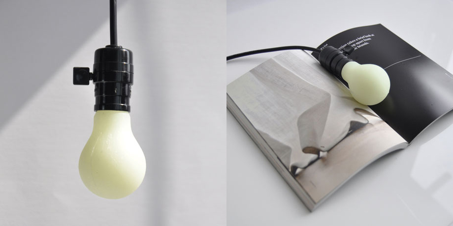 DIY Luminous Bulb