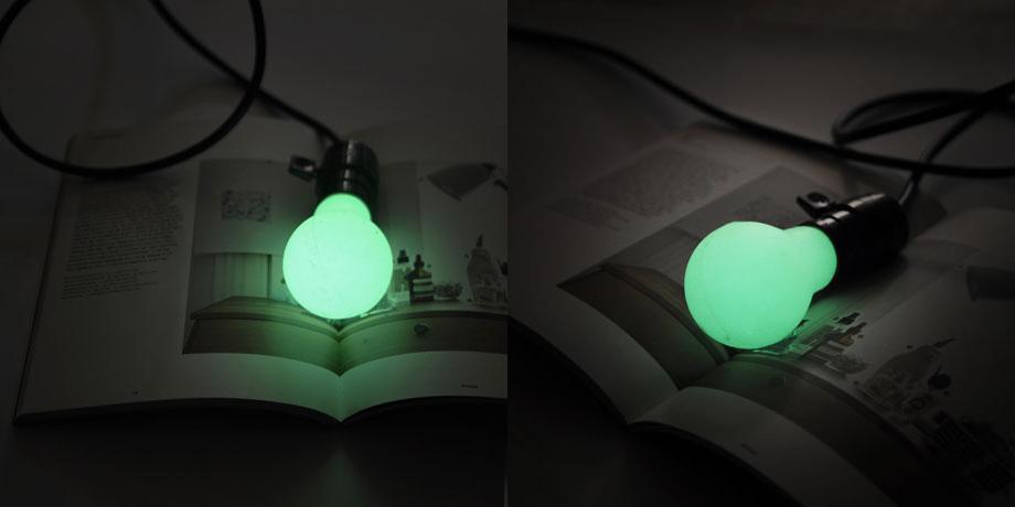 DIY Luminous Bulb