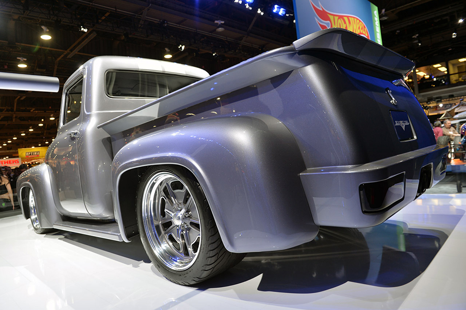 Ford F-100 Snakebit