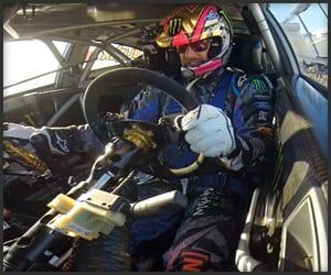 Gymkhana Six GoPro Edition
