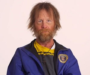 Homeless Veteran Time-Lapse