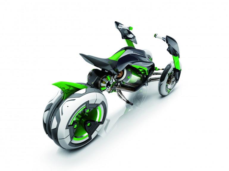 Kawasaki J 3-Wheeler Concept