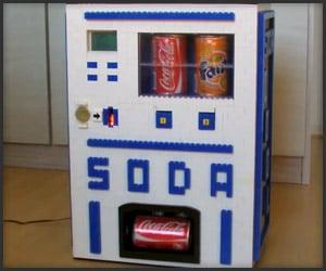 machine soda lego
