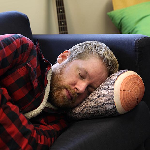 Log Pillows
