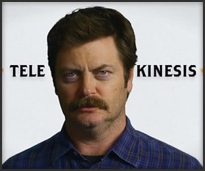 Nick Offerman's Stachedance