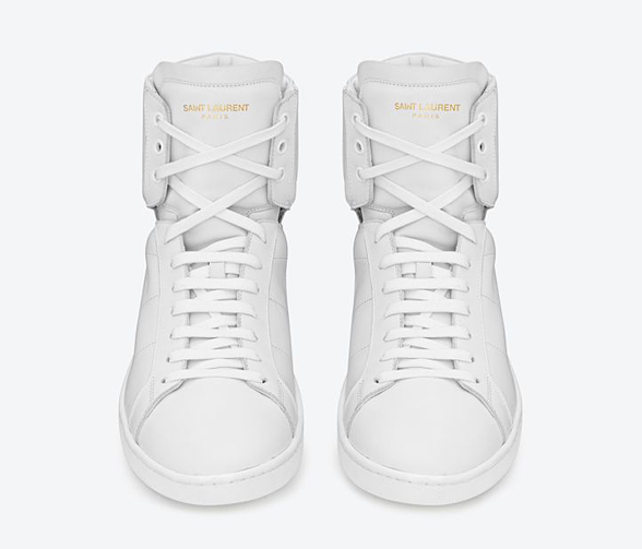 Saint Laurent SL/01H Sneakers
