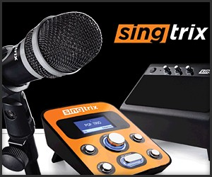 karaoke machine singtrix