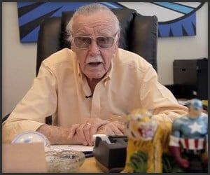 Stan Lee on Superman's Flight