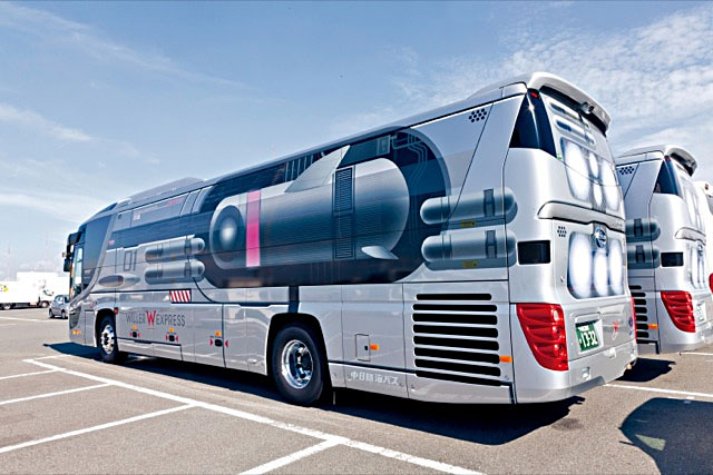 Star Fighter Bus